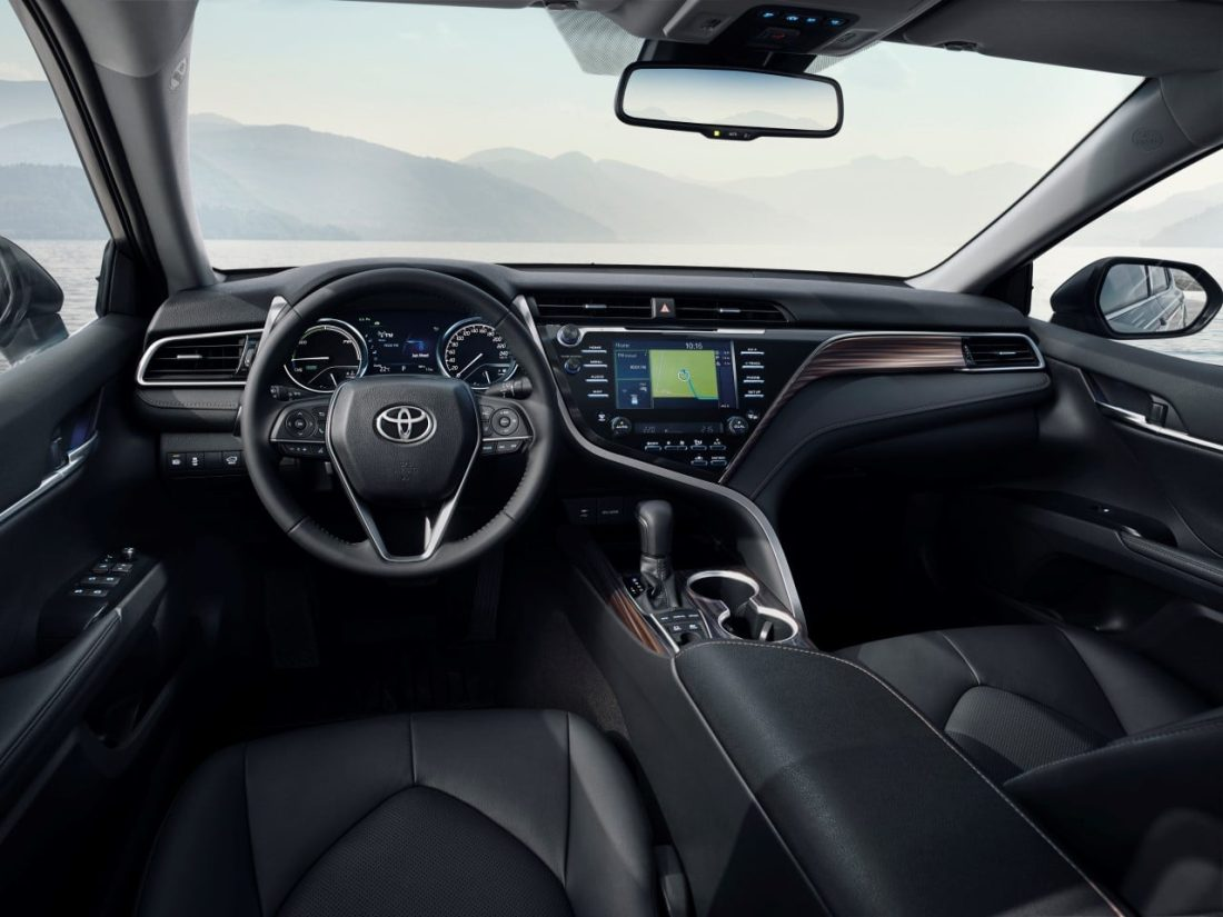 toyota camry opinie