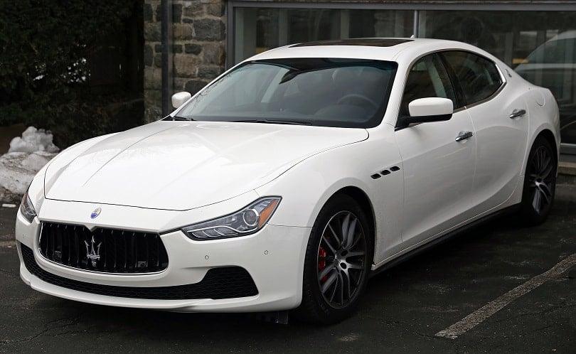 Maserati ghili