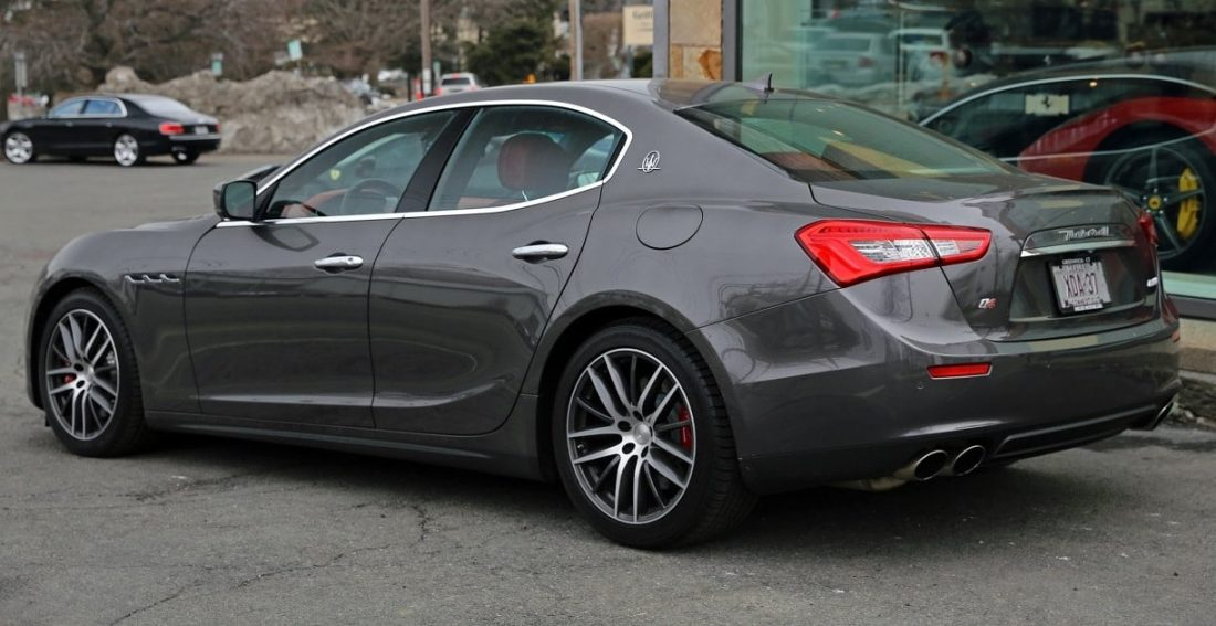 Maserati Ghibli opinie