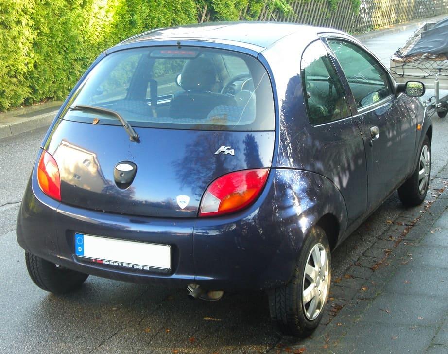 najmniejszy samochód dla kobiety