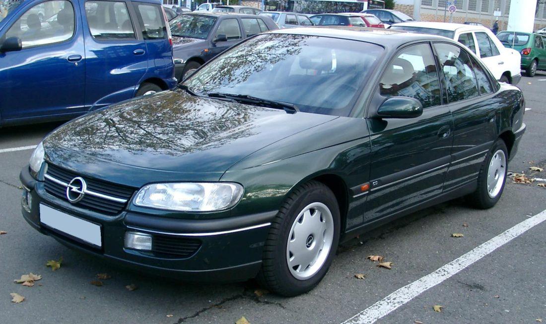 Opel Omega B dane techniczne