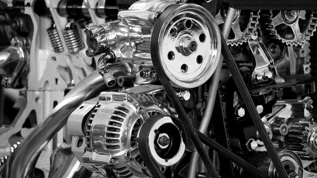Docieranie silnika