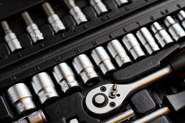Nasadki na klucz pneumatyczny