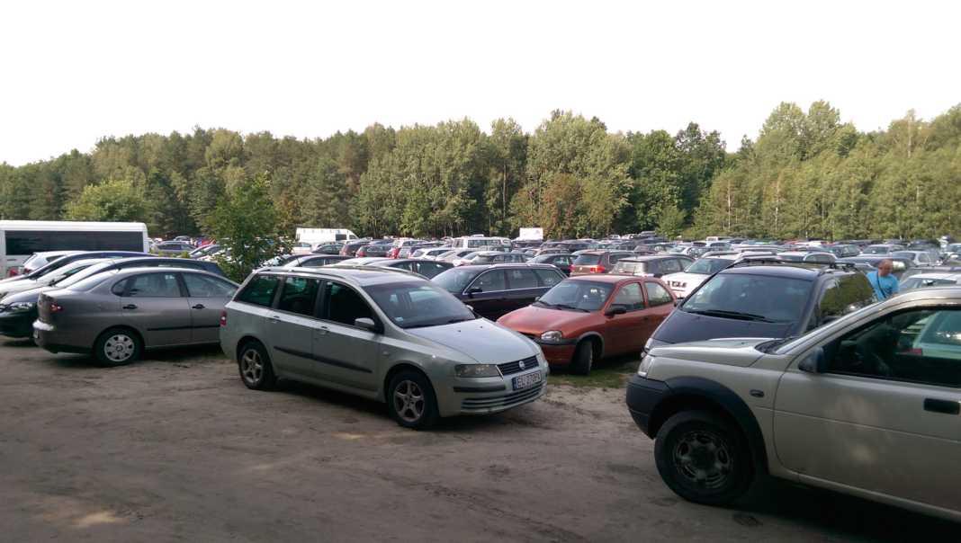 giełda samochodowa