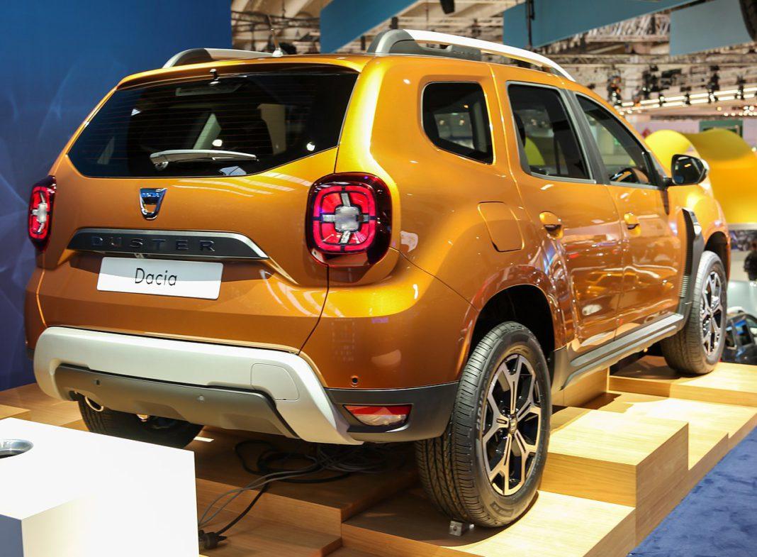 Dacia duster opinie