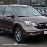 Honda CR-V III po liftingu