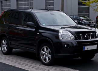 nissan x-trail awarie i problemy