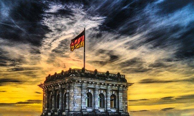mandat z niemiec