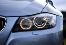 Ksenony w BMW