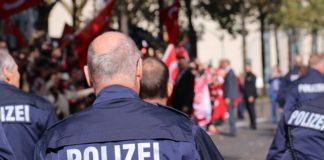 Policja w Holandii