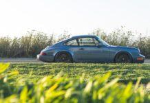 samochód porshe ubezpiecznie