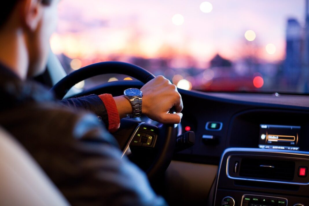 zmiana biegów podczas jazdy