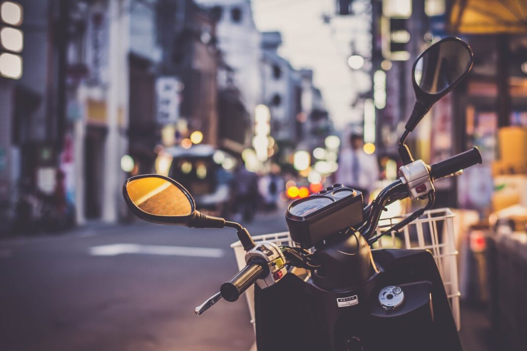 prawo jazdy na skuter